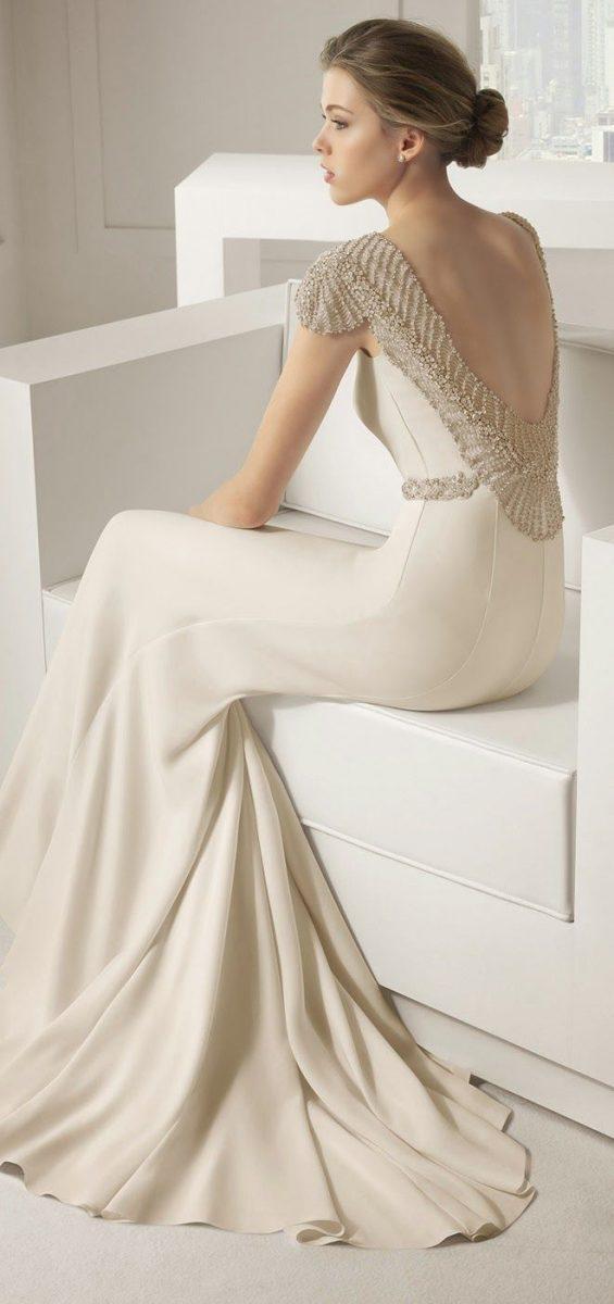 vestido de novia, notas con estilo