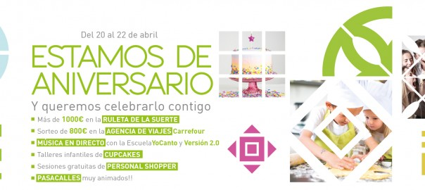 Personal Shopper en C.C. La Sierra (Córdoba)