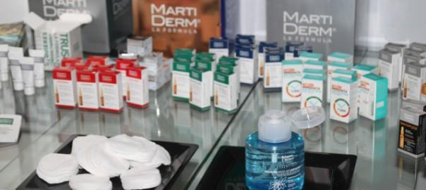 Evento MARTIDERM «ampollas antiaging»