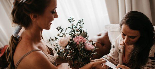 La boda de mi hermana María
