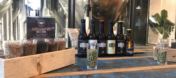 Cervezas Califa, maridaje gourmet