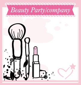 "Services -Beauty Party&company, Rocío Sánchez ""Notas con estilo"""